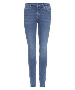 M.i.h Jeans   Bodycon Denim High-Rise Skinny Jeans