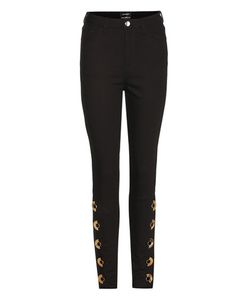 Anthony Vaccarello | Embellished Skinny Jeans