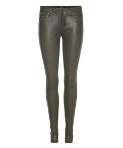 Paige | Verdugo Ultra Skinny Coated Jeans