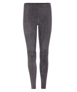 Stouls   Carlson Agneu Suede Trousers