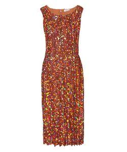 Nina Ricci | Sequinned Silk-Blend Dress