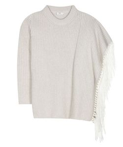 Edun | Fringed Wool Sweater
