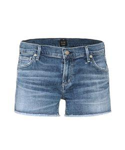 Citizens of Humanity   Ava Cut-Off Denim Shorts