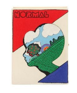 Olympia Le-Tan | Normal Book Clutch
