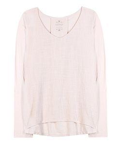 Velvet | Chanel Cotton Top