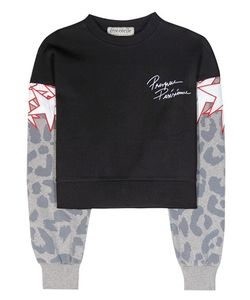 Être Cécile | Printed Cotton Sweatshirt