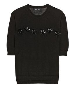 Simone Rocha | Merino Wool Silk And Cashmere Sweater