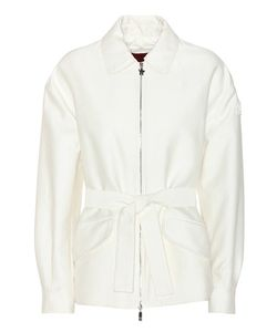Moncler Gamme Rouge | Grand Sandy Cotton And Silk Jacket
