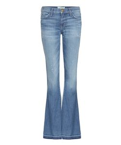 Current/Elliott | The Low Bell Flared Jeans