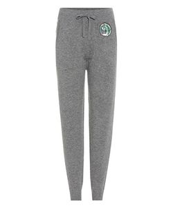 Burberry | Rivertaro Wool And Cashmere Sweatpants