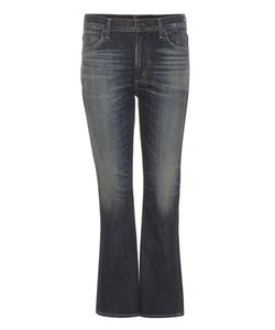 Citizens of Humanity | Fleetwood Cropped High-Rise Flared Jeans