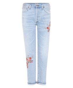 Citizens of Humanity | Embroidered Jeans