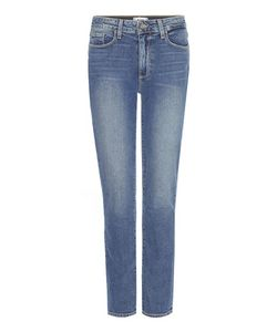 Paige | Julia High-Rise Straight Jeans