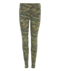 True Religion | Halle Camouflage Skinny Jeans