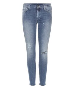 7 For All Mankind | The Skinny Crop Jeans