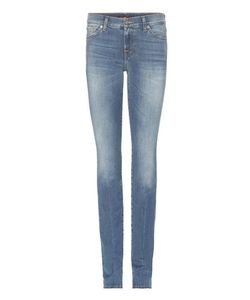 7 For All Mankind | Roxanne Slim-Fit Jeans