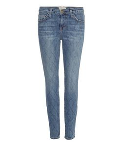 Current/Elliott | The Stiletto Quilted Jeans