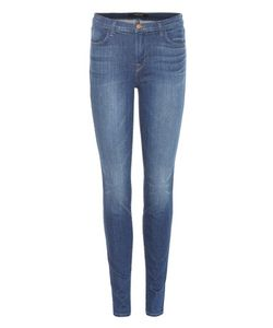 J Brand | Mid-Rise Super Skinny Jeans