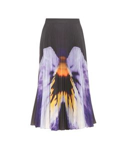 Christopher Kane | Printed Pleated Skirt