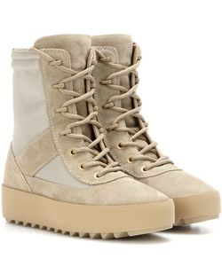 Yeezy | Military Suede Boots Season 3