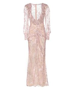 Alessandra Rich | Lace Gown