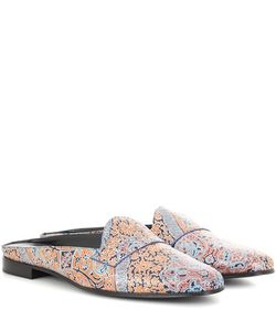 Pierre Hardy | Jacno Leather Mules
