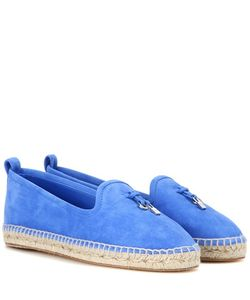 Loro Piana | My Charms Suede Espadrilles