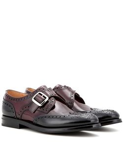 Church's | Pattie Glossed Leather Brogues