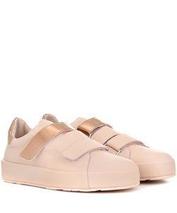 Jil Sander | Leather Sneakers
