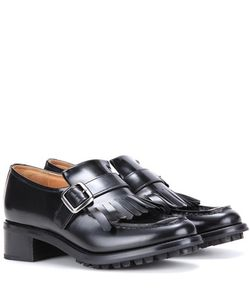 Church's | Pilar Leather Loafer Pumps