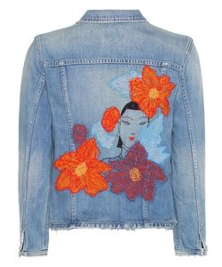 Citizens of Humanity | Dakota Embroidered Denim Jacket