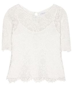 Velvet | Colleen Cotton Lace Top