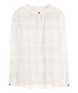 Current/Elliott | The Annabelle Printed Cotton Shirt