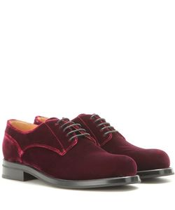Church's | Exclusive To Louise Velvet Brogues