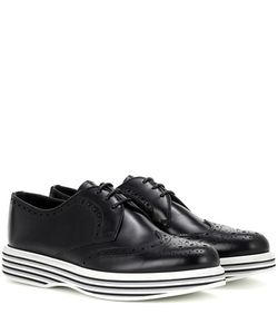Church's | Ruby Leather Brogues