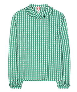 Shrimps | Guinivere Checked Top