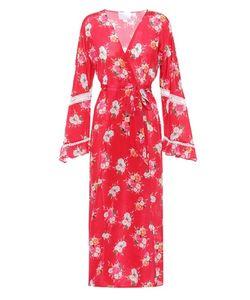 Athena Procopiou   Gypsy Soul Printed Silk Kimono