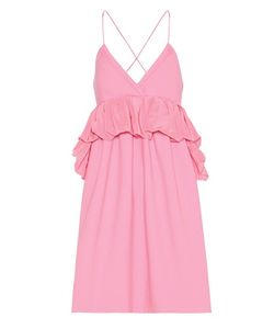 Victoria, Victoria Beckham | Exclusive To Wool And Silk Dress