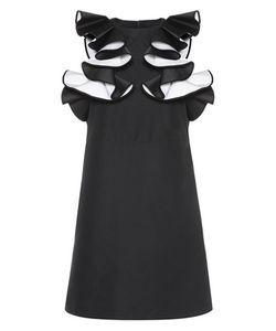 Victoria, Victoria Beckham | Ruffled Dress