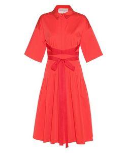 Carolina Herrera | Bat Cotton Dress