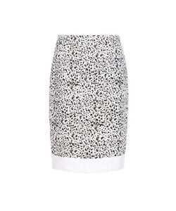 Carolina Herrera | Speckled Tweed Skirt