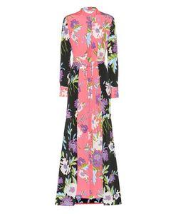 Diane von Furstenberg | Printed Silk Dress