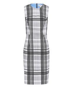 Diane von Furstenberg | Checked Cotton Dress