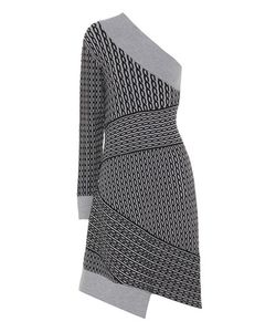 Burberry | Cable-Knit Wool-Blend Dress