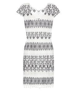 Velvet | Yandel Embroidered Cotton Dress