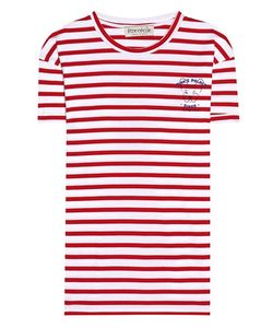 Être Cécile | Striped Cotton T-Shirt