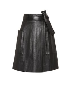 Stouls | April Leather Skirt