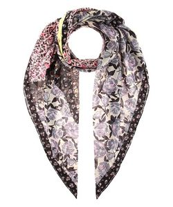 Coach | Printed Cotton And Silk Scarf