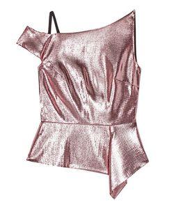 Roland Mouret | Holmas Silk And Wool-Blend Peplum Top