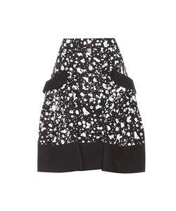 Carolina Herrera | Printed Cotton Skirt